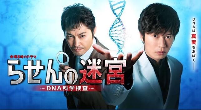 らせんの迷宮 ~DNA科学捜査~」の動画を無料フル視聴まとめ | アニメ動画ノイズ